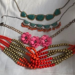 Bold Statement Necklaces